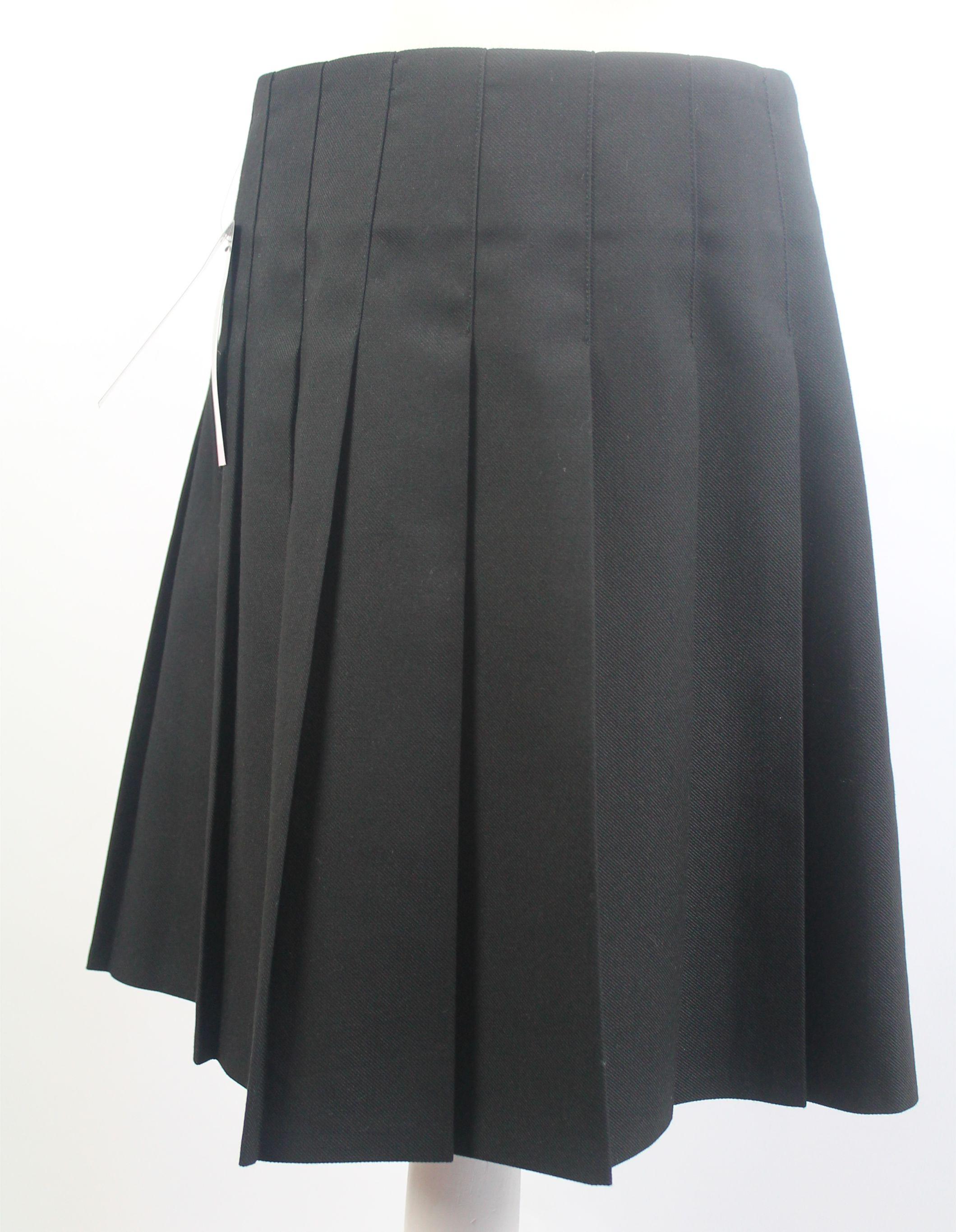 31854b95118 John Colet Girls Trutex Skirt Black – https   plschoolwear.co.uk