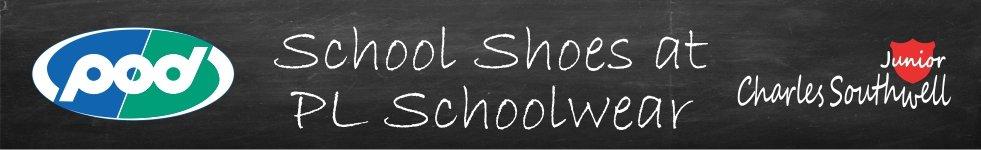 POD School Shoes Banner