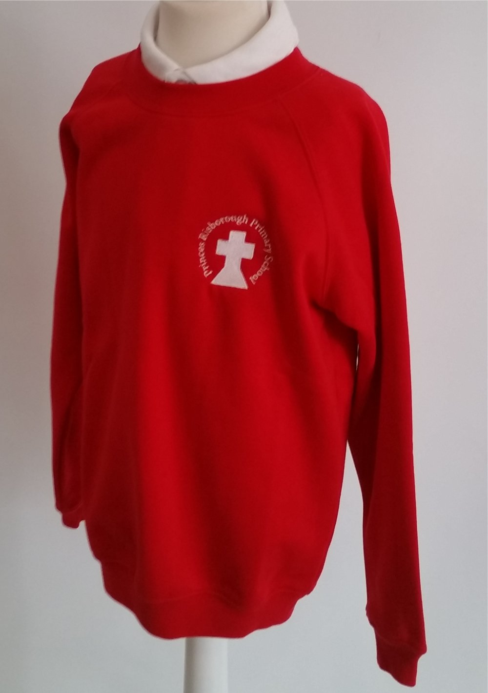 bedste tilbud på varmt salg online butik Princes Risborough - Sweatshirt - Red