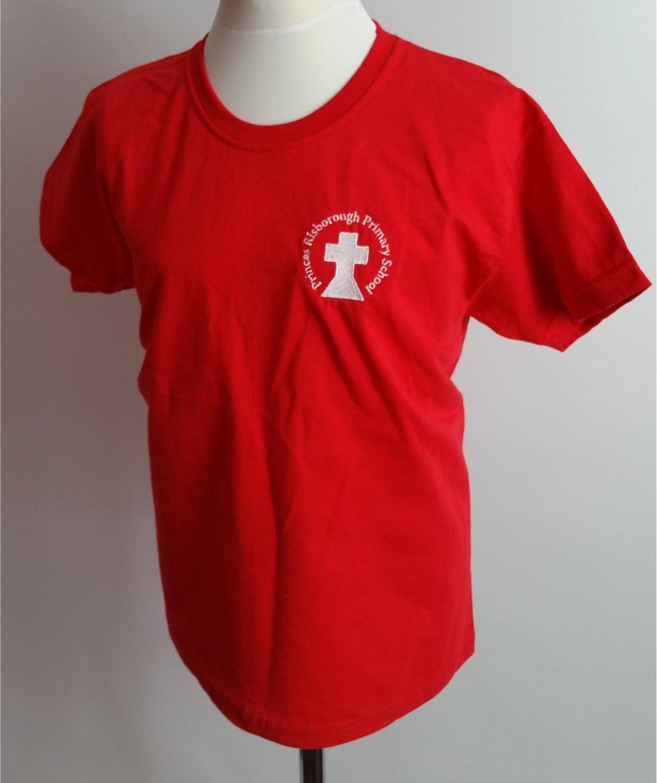 nærmere kl nyeste design hvor kan det købes Princes Risborough - PE T-Shirt - Red
